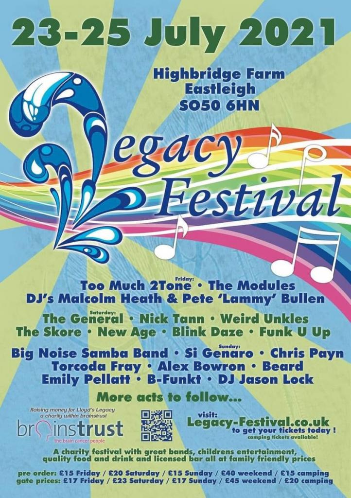 Legacy Festival 2021